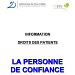 droit des patients